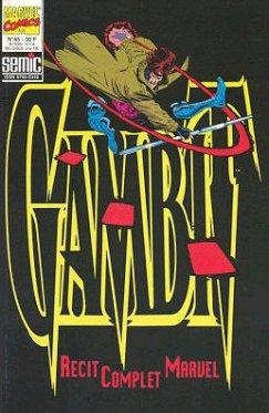 Recit Complet Marvel : Gambit