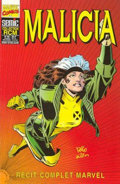 Recit Complet Marvel : Malicia