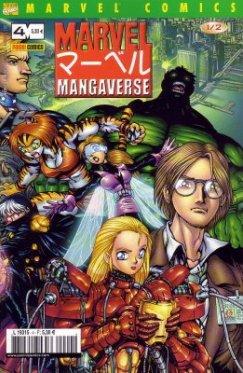 Marvel Manga # 04