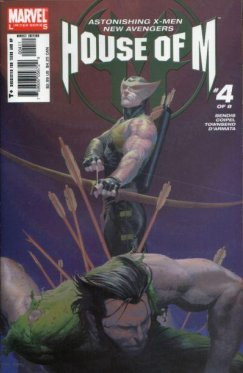House of M # 4