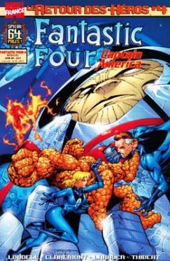 Fantastic Four vol 2 # 04