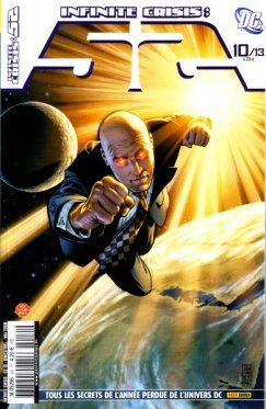 Infinite Crisis : 52 # 10