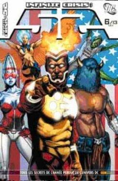 Infinite Crisis : 52 # 06