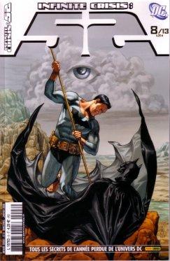 Infinite Crisis : 52 # 08