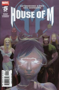 House of M # 5