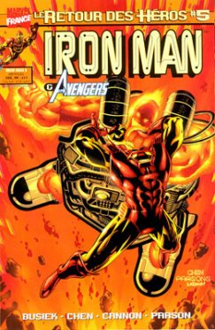 Iron Man vol 2 # 05