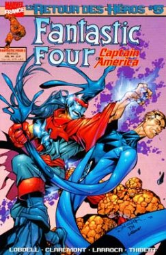 Fantastic Four vol 2 # 05