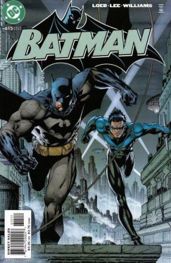 Batman # 615