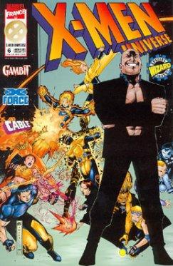 X-Men Universe # 6