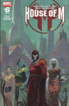 House of M # 6