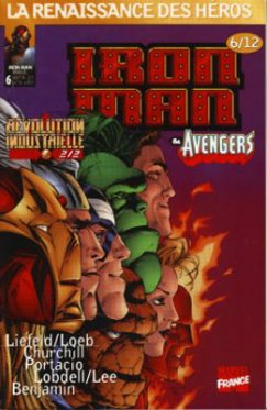 Iron Man vol 1 # 06