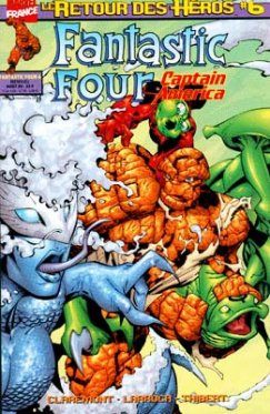 Fantastic Four vol 2 # 06