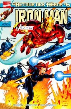 Iron Man vol 2 # 06