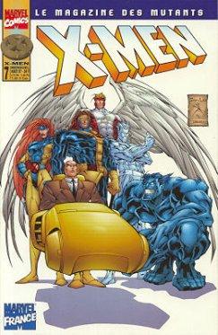 X-Men # 07