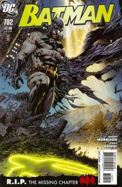 Batman # 702