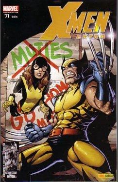 X-Men Extra # 71