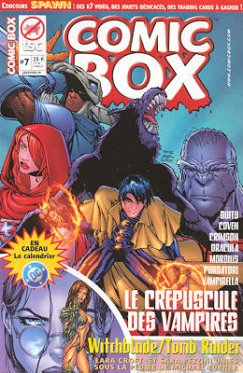 Comic Box vol 1 # 07