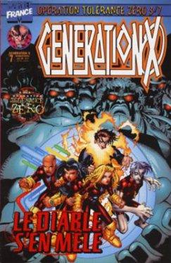 Generation X # 07