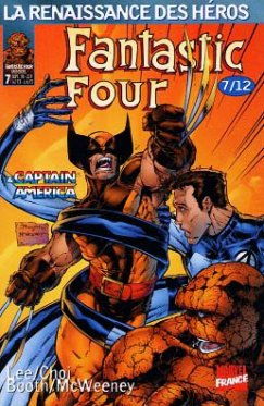 Fantastic Four vol 1 # 07