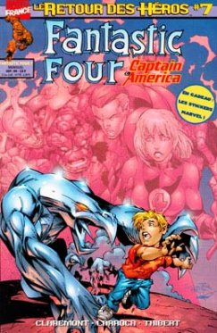 Fantastic Four vol 2 # 07