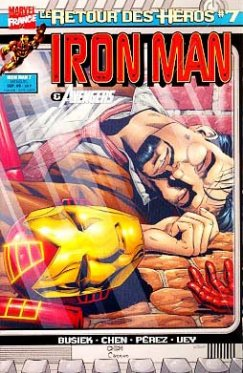 Iron Man vol 2 # 07
