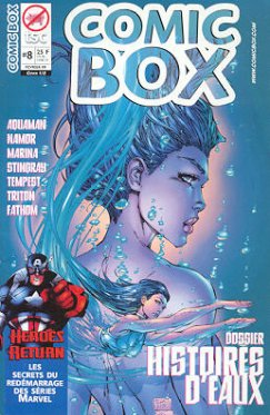 Comic Box vol 1 # 08
