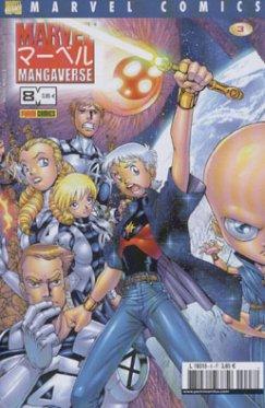 Marvel Manga # 08