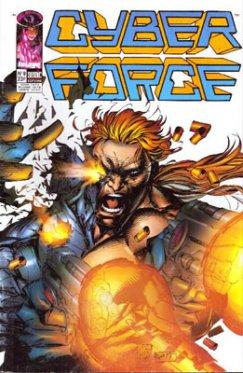 Cyberforce # 08