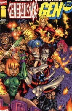 Marvel Crossover # 8
