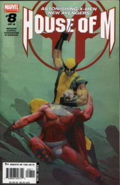 House of M # 8