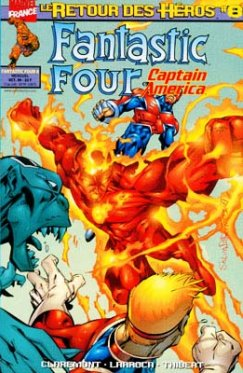 Fantastic Four vol 2 # 08