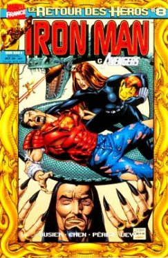Iron Man vol 2 # 08