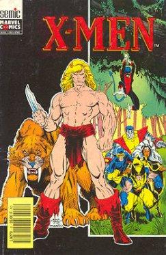 X-Men Saga # 08