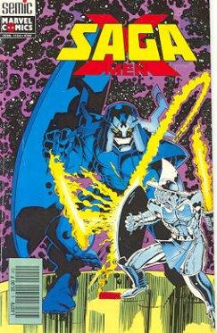 X-Men Saga # 09