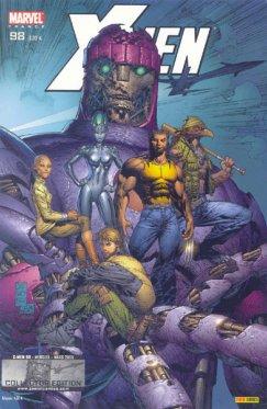 X-Men # 098