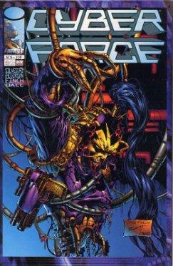Cyberforce # 09