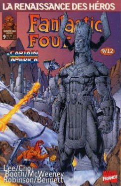 Fantastic Four vol 1 # 09