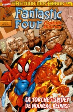 Fantastic Four vol 2 # 09