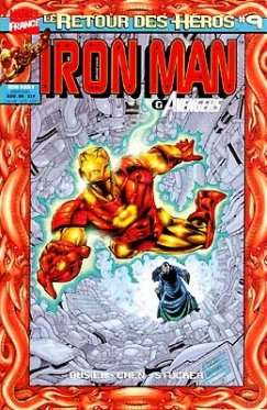 Iron Man vol 2 # 09