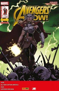 Avengers Now # 1 Variant