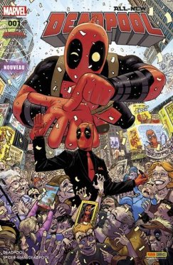 All New Deadpool  # 01