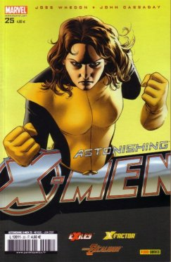 Astonishing X-Men # 25