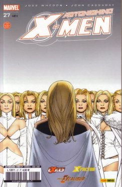 Astonishing X-Men # 27