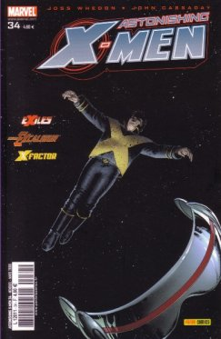 Astonishing X-Men # 34