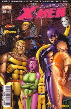 Astonishing X-Men # 39