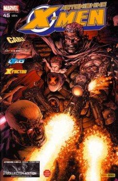 Astonishing X-Men # 45