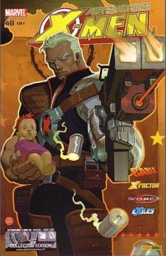 Astonishing X-Men # 46