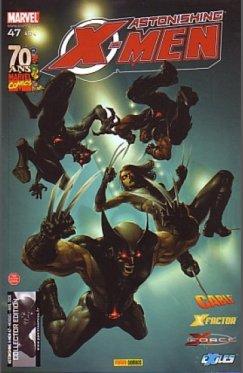 Astonishing X-Men # 47
