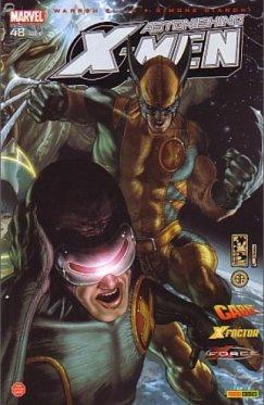 Astonishing X-Men # 48