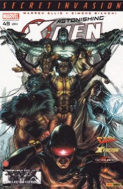 Astonishing X-Men # 49